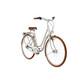 Kalkhoff City Classic 7R - Vélo de ville Femme - gris/argent